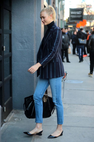 Karlie Kloss - out in New York