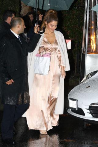 Maria Menounos – Khloe Kardashian's Baby Shower