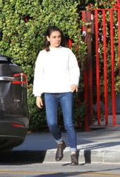 Mila Kunis in Los Angeles