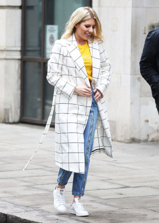 Mollie King - BBC Broadcasting House in London