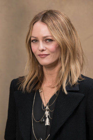 Vanessa Paradis – Chanel Forest Runway Show in Paris