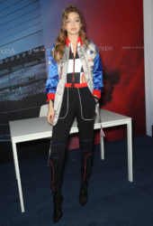 Gigi Hadid x Tommy Hilfiger Watch Collection Launch at Macy's Herald Square
