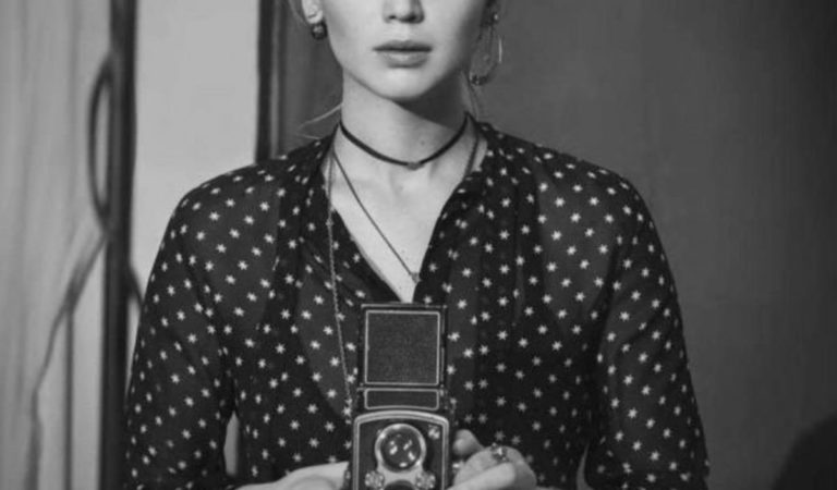 Dior – Jennifer Lawrence