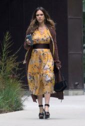 Jessica Alba in Los Angeles