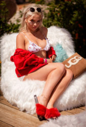 Natalie Alyn Lind – Ugg Collective Hosts Festival Kick-Off Brunch at Coachella