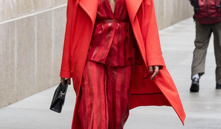 Street Style – Priyanka Chopra out in New York