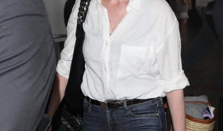 Celebrity Jeans – Anne Hathaway