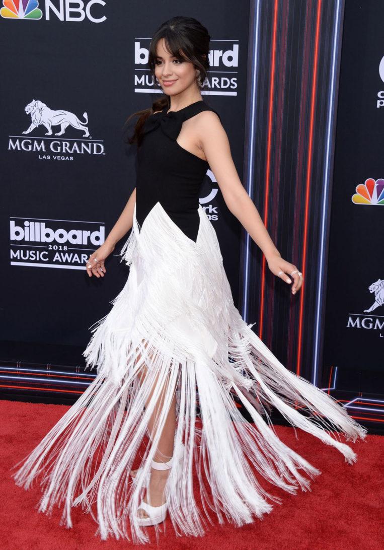 Camila Cabello at 2018 Billboard Music Awards