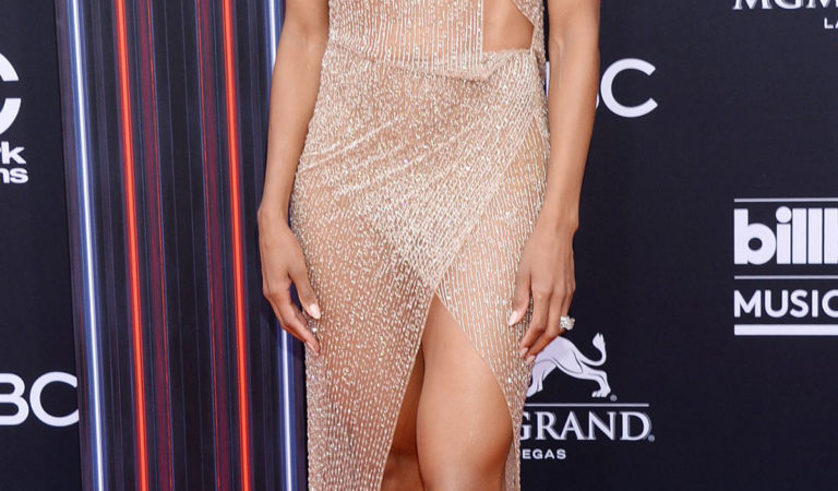 Red Carpet – Ciara at 2018 Billboard Music Awards