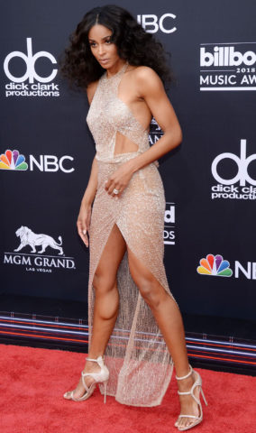 Ciara at 2018 Billboard Music Awards