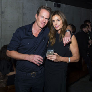 Cindy Crawford, Kaia and Rande Gerber – Harry Josh Pro Tools Celebration in NYC