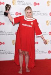 Daisy May Cooper at BAFTA TV Awards 2018 in London