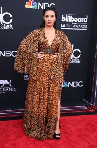 Demi Lovato at 2018 Billboard Music Awards