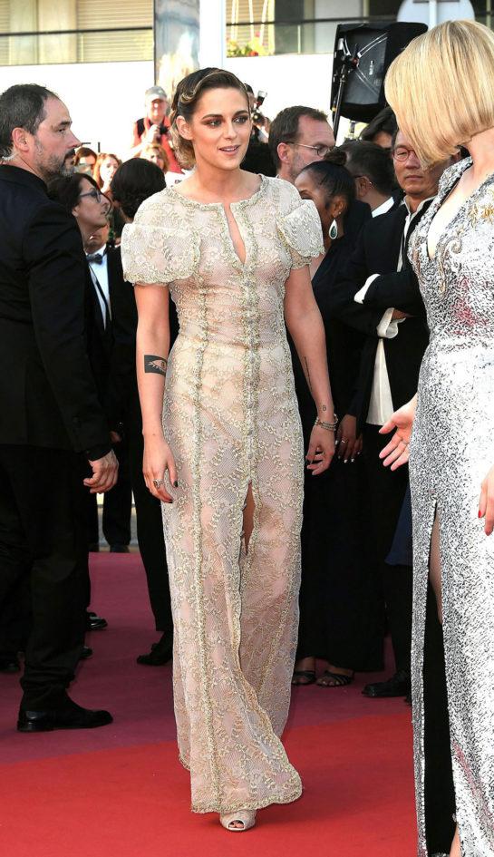 Kristen Stewart Cannes Film Festival 2018 Closing Ceremony