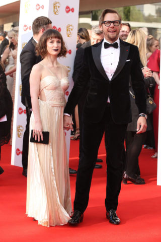 Melanie Lynskey at BAFTA TV Awards 2018 in London