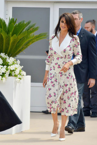 Penelope Cruz in Cannes