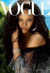 Rihanna in Vogue Magazine (June 2018)