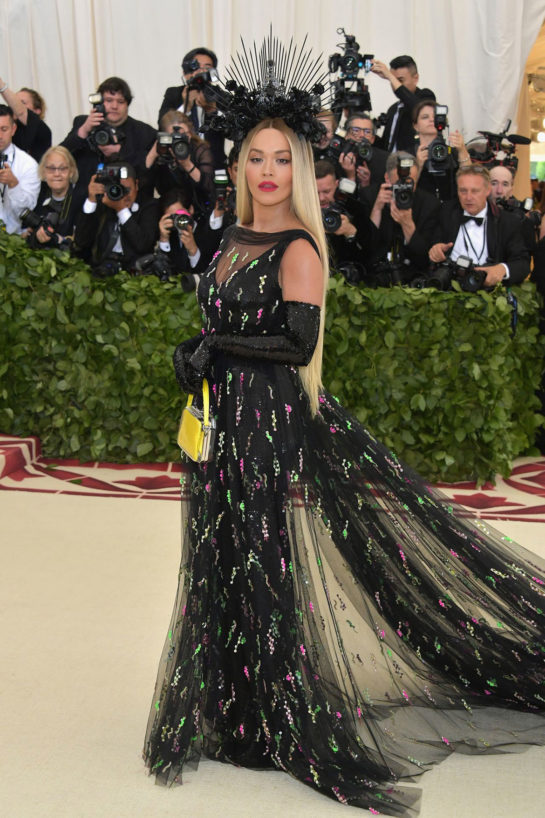 Rita Ora at MET Gala 2018
