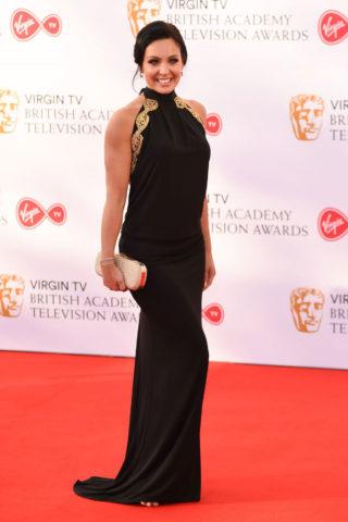 Sophia Del Pizzo at BAFTA TV Awards 2018 in London