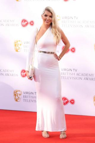 Sophie Morgan at BAFTA TV Awards 2018 in London