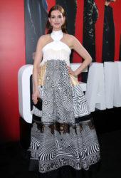 Anne Hathaway at Ocean's 8 Premiere in New York