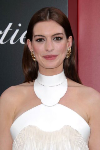 Anne Hathaway at Ocean's 8 Premiere in New York