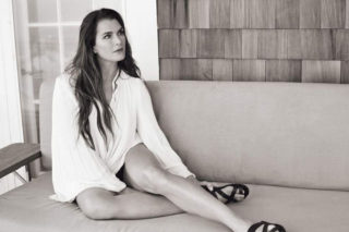 Brooke Shields in Porter Magazine (June 2018)