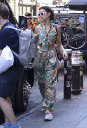 Dua Lipa in New York City