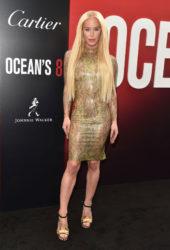 Gigi Gorgeous at Ocean's 8 Premiere in New York