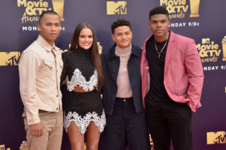 Madison Pettis at 2018 MTV Movie and TV Awards in Santa MonicaMadison Pettis at 2018 MTV Movie and TV Awards in Santa Monica