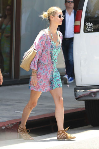 Nicky Hilton Out in Beverly Hills