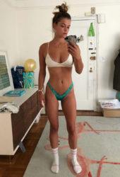 Nina Agdal in Bikini (Instagram Picture)