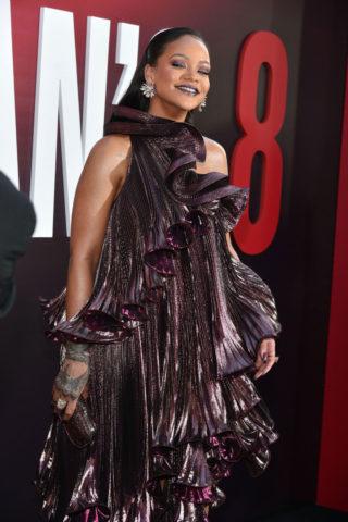 Rihanna at Ocean's 8 Premiere in New York