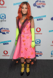 Rita Ora at Capital Radio Summertime Ball 2018 in London