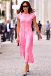 Victoria Beckham Style in New York City