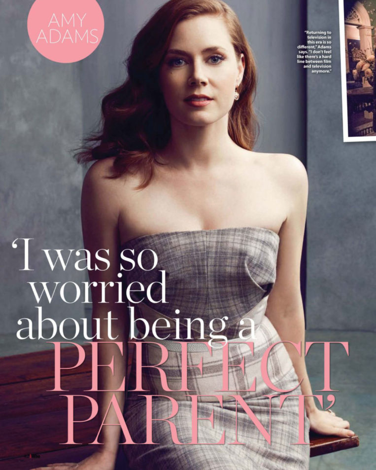 Amy Adams in Who Magazine (July 2018)