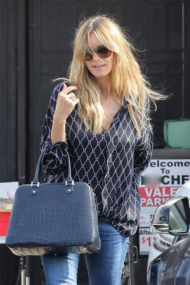 Heidi Klum Out Shopping in Beverly HillsHeidi Klum Out Shopping in Beverly Hills