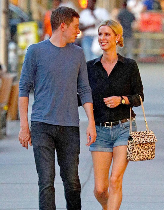 Nicky Hilton Out and About in New York