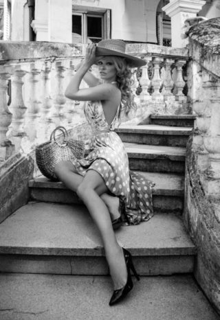 Pamela Anderson for Intimately Magazine (April 2018)
