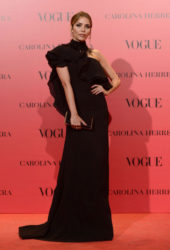 Rosanna Zanetti at Vogue Spain 30th Anniversary Party in Madrid