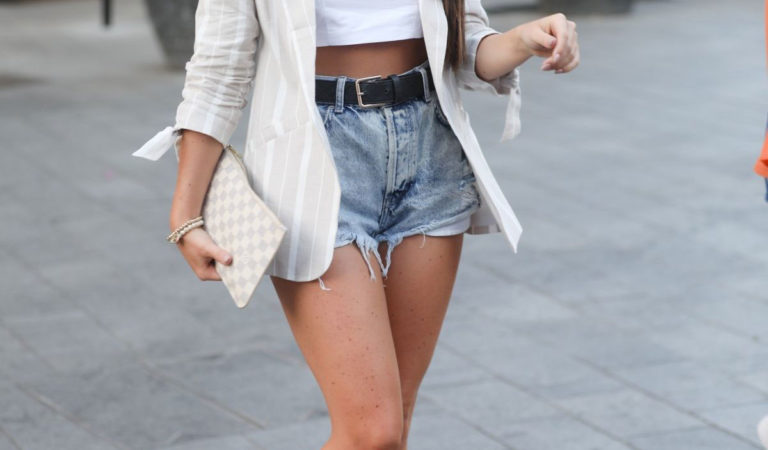 Jean Shorts – Rosie Williams at Global House in London