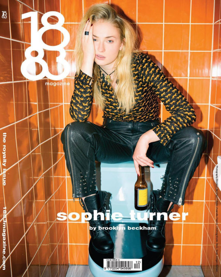 Sophie Turner for 1883 Magazine (August 2018)
