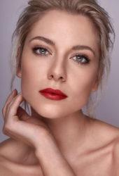 Valentina Pahde by Kathleen Springer Photoshoot
