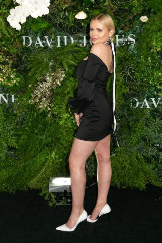 Alli Simpson at David Jones Spring Summer 2018 Fashion Show in Sydney