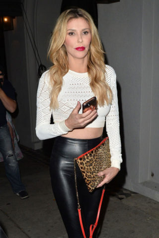 Brandi Glanville at Craigs in West Hollywood