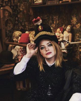 Emma Stone for LOVE Magazine 2018