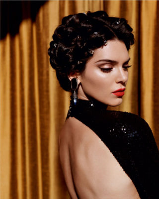 Kendall Jenner for Love Magazine, 10th Anniversary