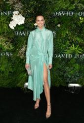 Ksenija Lukich at David Jones Spring Summer 2018 Fashion Show in Sydney