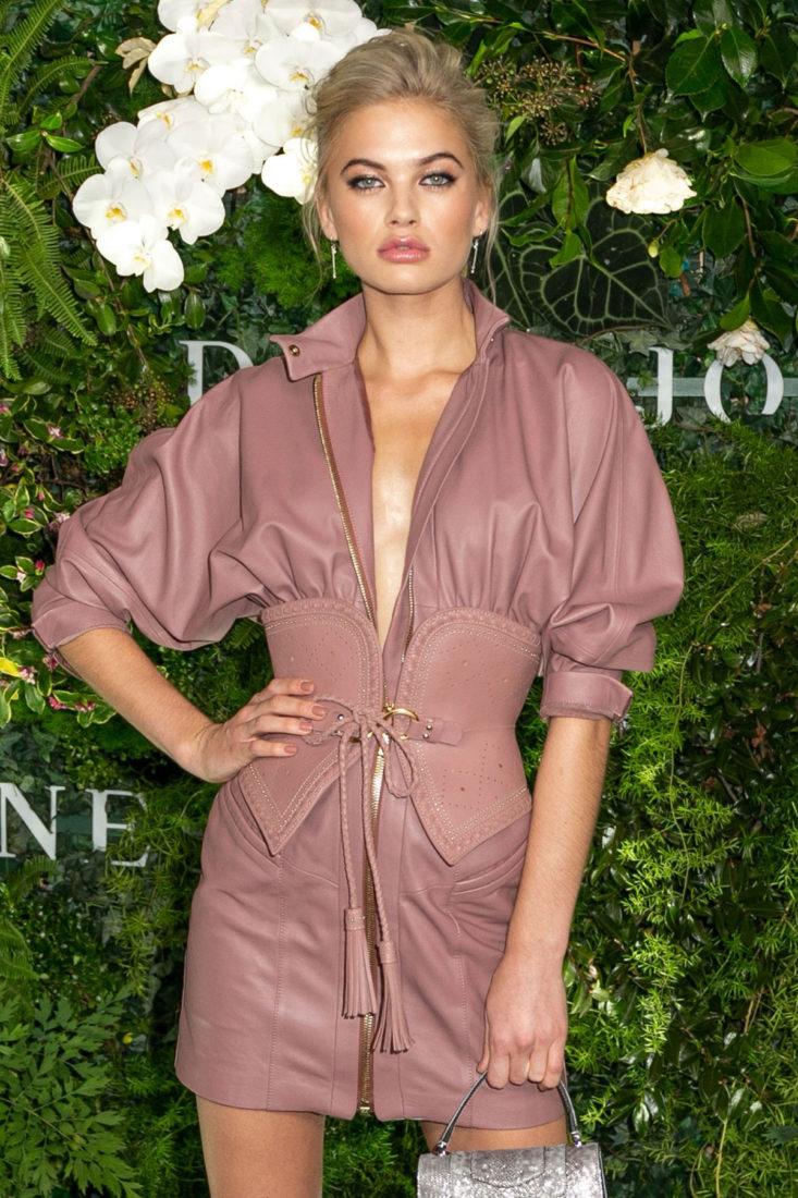 Megan Irwin at David Jones Spring Summer 2018 Fashion Show in Sydney