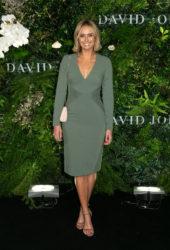 Sylvia Jeffreys at David Jones Spring Summer 2018 Fashion Show in Sydney
